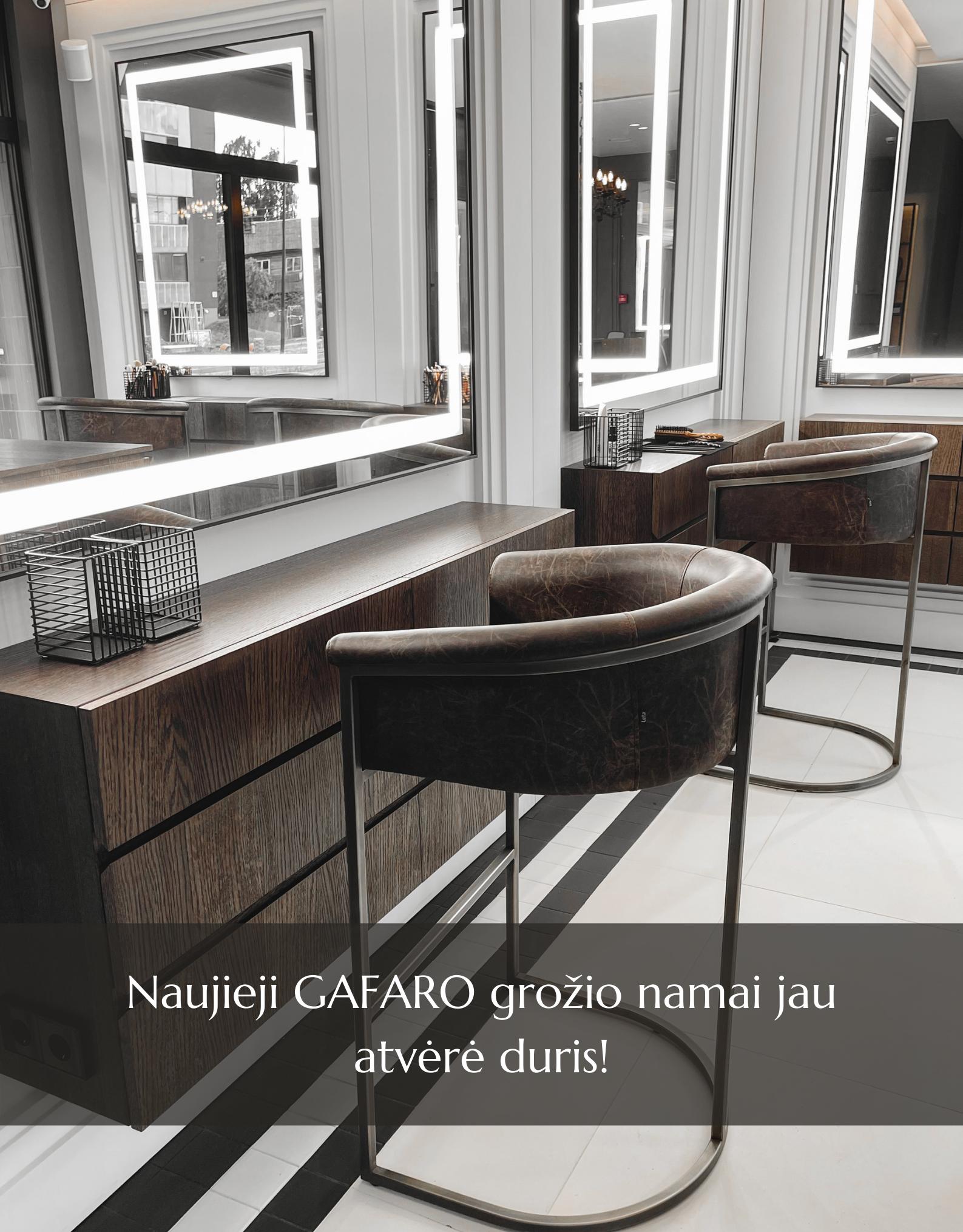grožio studija Vilniuje